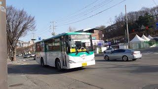 [대양운수] 동두천시 시내버스 60-3번 (동두천터미널…