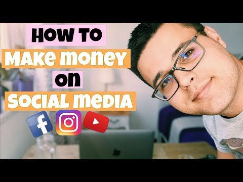 Not SHOUTOUTS AND ADS 😵  How To Make Money On Social Media in 2019