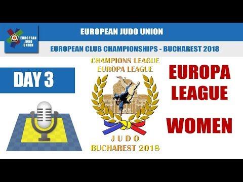 European Club Championships - Europa League WOMEN - Bucharest 2018