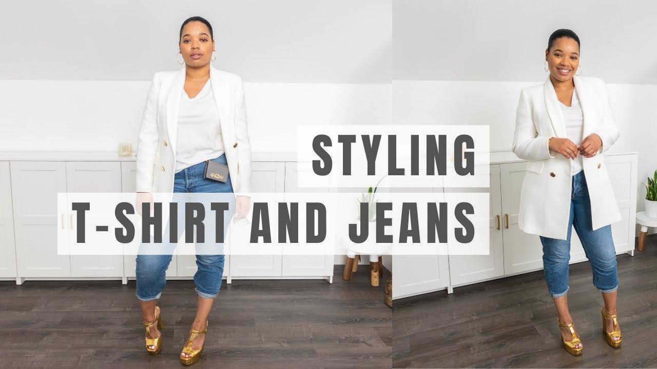 5 Ways To Style A White Shirt   Gap, Coach, Banana Republic