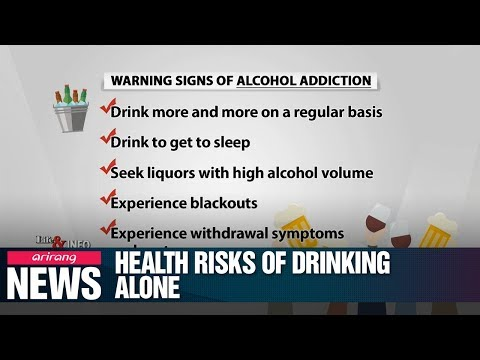Drinking water and eating fruit lowers risk of alcohol addiction