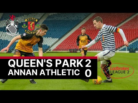 Queens Park Annan Athletic Goals And Highlights