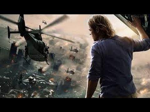 Guerra Mundial Z - Trailer DUBLADO HD