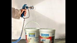 Семин Рус,Ремонт квартиры, отделка стен, декоративная штукатурка, мастер класс