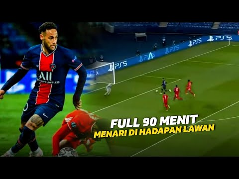 GAK ADA CAPEKNYA‼️Lihat Aksi Spektakuler Neymar Jr Saat Hancurkan Bayern Munich Sendirian