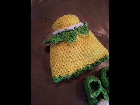 Cute Tinkerbell Crochet Doll Pattern (FREE) | BeesDIY.com | 360x480
