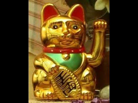 Lucky Cat Feng Shui: (Directional)