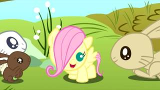 Repeat youtube video MLP Baby Comic
