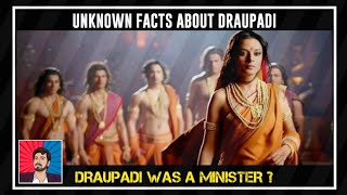 Unknown facts about draupadi   jegannivaash   Tamizh