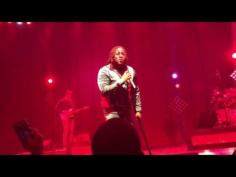 """Xavier Omar """"If This Is Love"""" live at the Fillmore 12-2-17"""