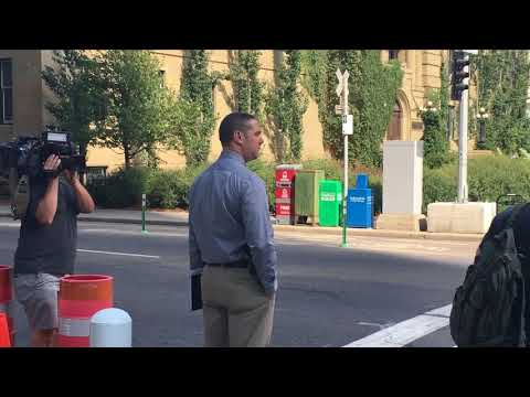 Video: Crown wraps up its case in Calgary police assault trial