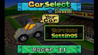 Penny Racers - Racer 14 acquisition - Place first in every Class A track with Racer 11