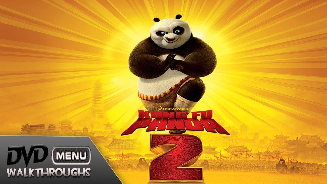 Opening To Kung Fu Panda 2 2011 Dvd By Kenny Te