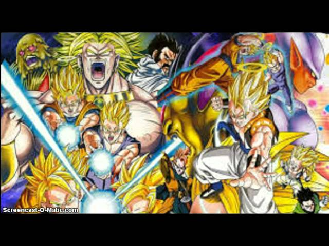 Dragon ball Z rap Videos De Viajes