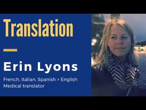 The ABCs Of Medical Translation With Erin Lyons