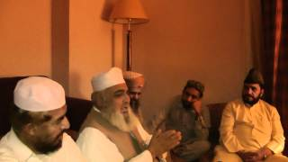 Madina Paak Hazri 2012 Speech by Sahibzada Muhammed Abubakar Chishti  Sahib