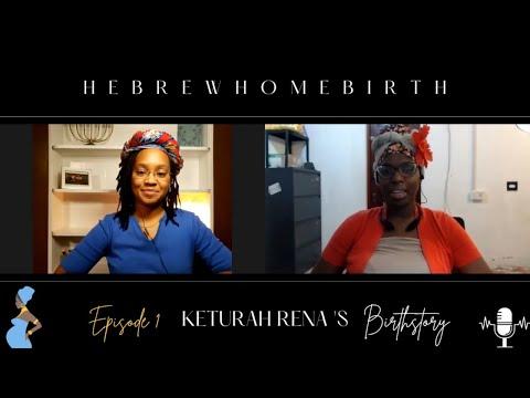 Keturah Rena's Belizean Birth Story // Ep 1