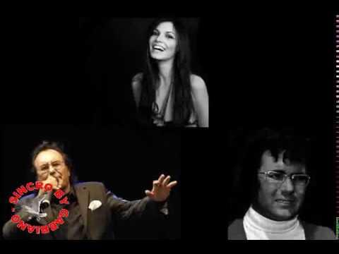 Albano - Un sasso nel cuore (karaoke - fair use)