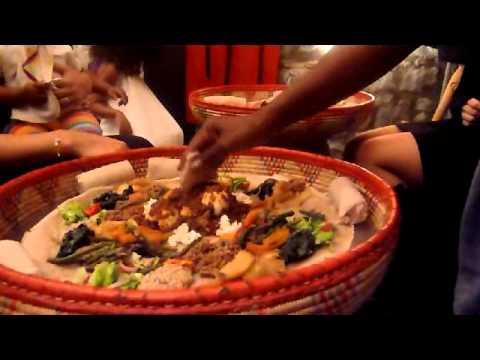 Messob, restaurant Ethiopien à Lyon