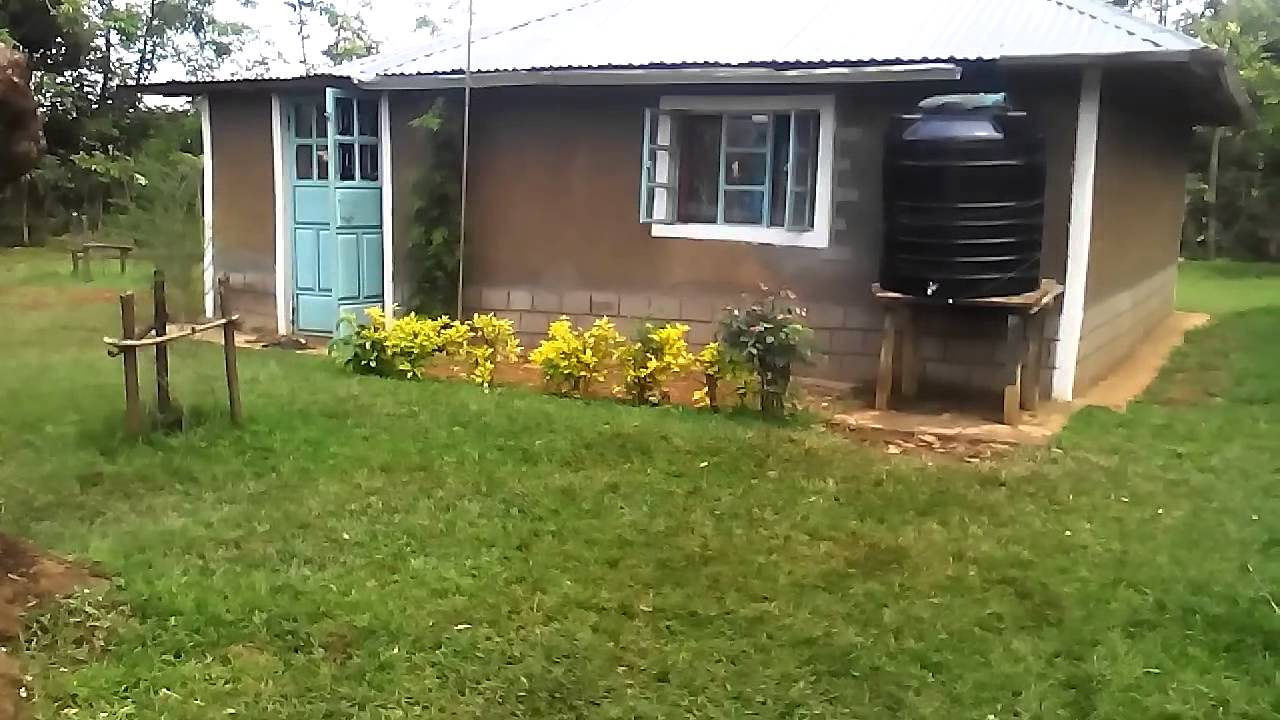 Permanent House In Kakamega