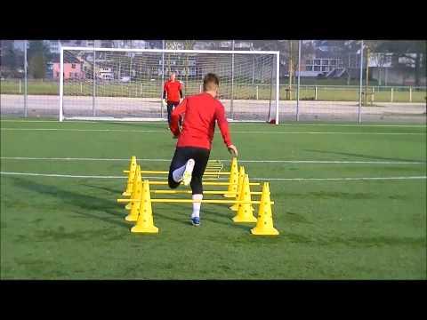 Soccer Komplextraining like Arsenal London - Mesut Özil - Arsene Wenger - Speed - Power -