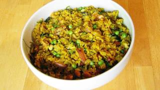Chirer Polao | Bengali Flattened Rice Dish | Bengali Home Cooking