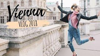 Girls in Vienna | spring break 2018 | VLOG | Après-chic
