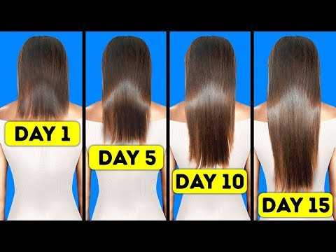 30 TIPS FOR HAIR BEAUTY thumbnail