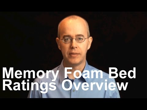 Unbiased Memory Foam Mattress Ratings and Review Overview Nov 2014