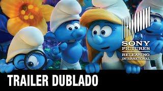 Os Smurfs e a Vila Perdida   Teaser Trailer Dublado   2017 nos cinemas