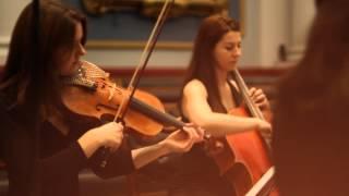 Dublin String Quartet Pop Showreel