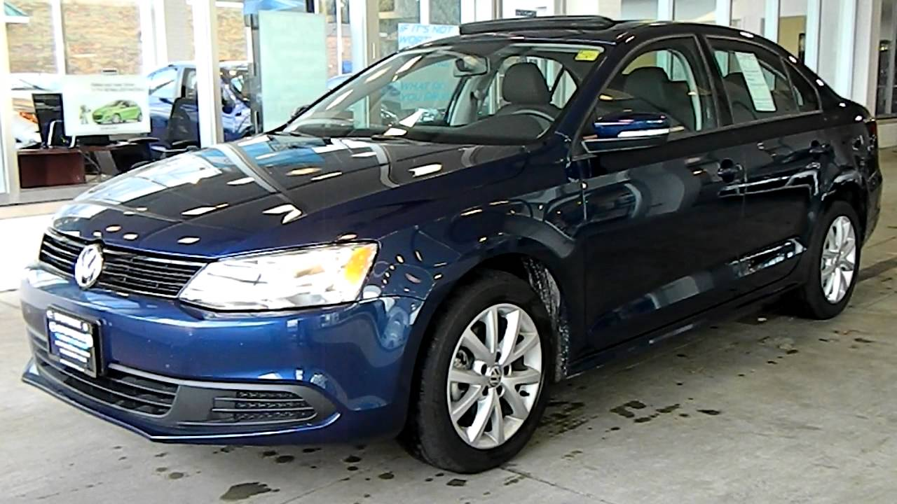 tempest blue  vw jetta se  eastside volkswagen  cleveland ohio youtube