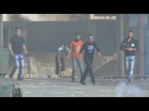 IDF kills palestinian in West Bank clash