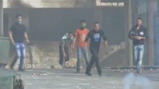 IDF kills palestinian in West Bank clash