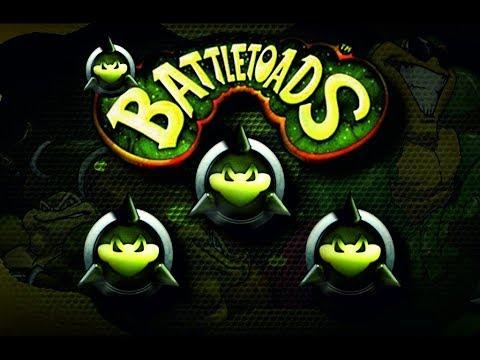 Battletoads прохождение Coop Kinaman [Bugfix]   Игра на (Dendy, Nes, Famicom 8 Bit) Стрим RUS