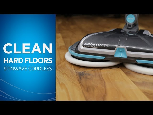 Bissell Spinwave Cordless Hard Floor Mop Review 2020