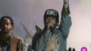 Undefinable Vision TV | Damian Marley (Part 1) Live @ SOBs Ghetto Youths International Showcase