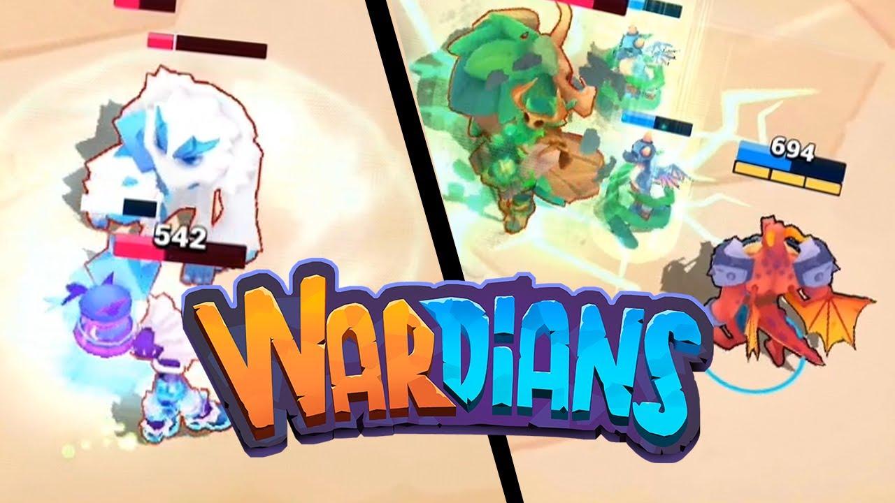 ¡EL PRIMER GAMEPLAY DE WARDIANS!
