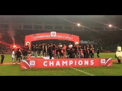 Juara Liga 2 2018, Hadiah Dari Pemerintah Menanti PSS Sleman