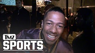 Nick Cannon Believes NFL's Messing With Eric Reid, Drug Tests Are 'F*cked Up' | TMZ Sports thumbnail
