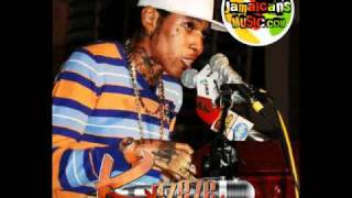 Vybz Kartel - It Bend Like A Banana [March 2011] ©