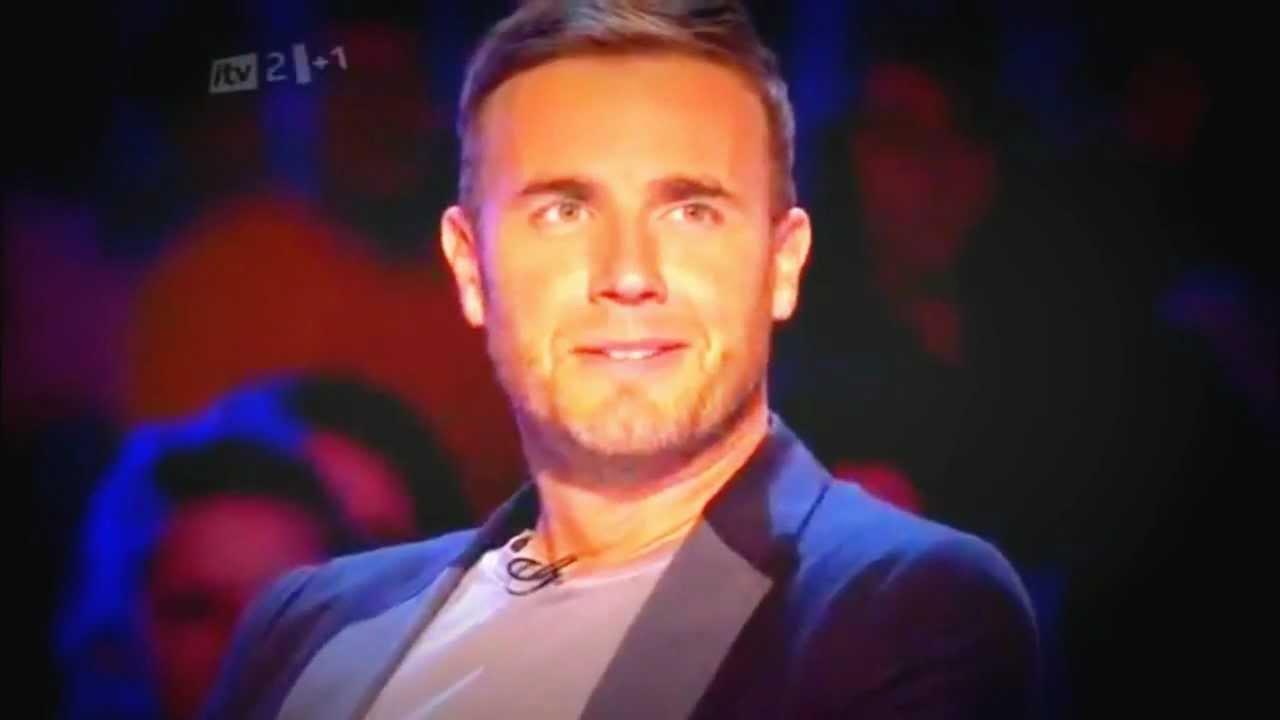 Gary Barlow not enjoying' the X Factor foto