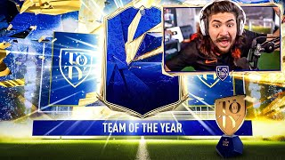 OMG I PACKED A TOTY!!! FIFA 21