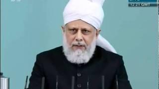 English khutbah 13th May 2011   clip3