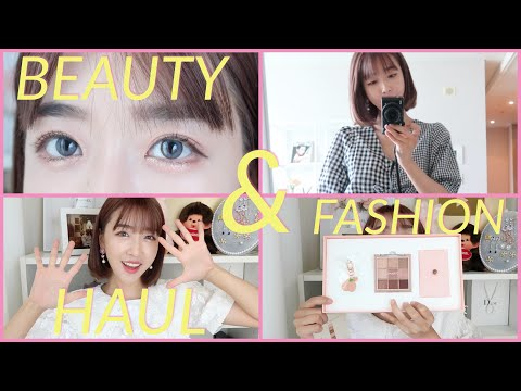 End Of Summer Korean Fashion & Beauty Haul | Local Korean Accesories Brand & My Fave Lenses 💕
