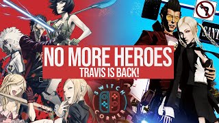 No More Heroes Switch Review | Travis Touchdown Is Back!