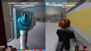 ROBLOX Freeze Tag Walk Through / REVIEW / And RATING