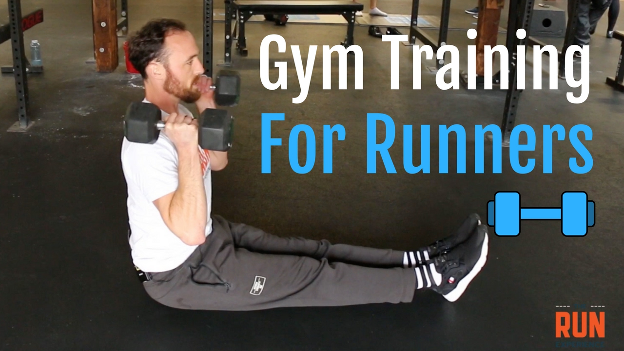 Gym training for runners youtube