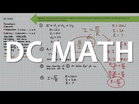 DC Math