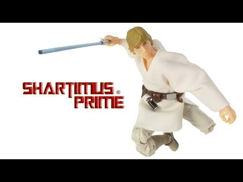 Star Wars Luke Skywalker Tatooine 6 Inch Black Series A New Hope Episode IV Movie Toy Action Figure